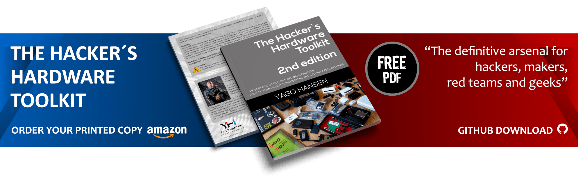 Banner The Hackers Hardware Toolkit